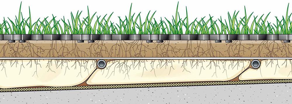 sub irrigazione